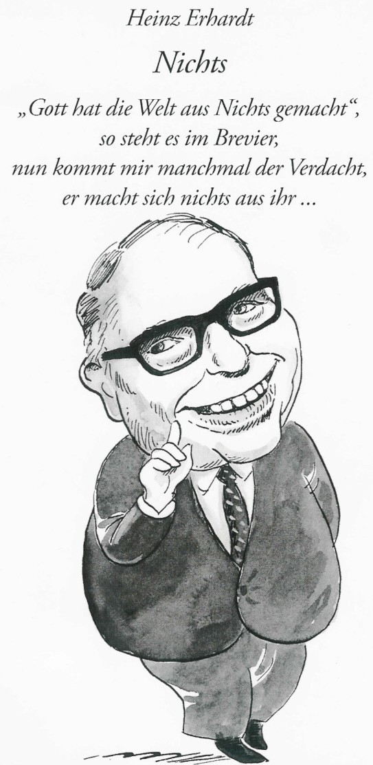 Zitat Heinz Erhardt | leben sprüche