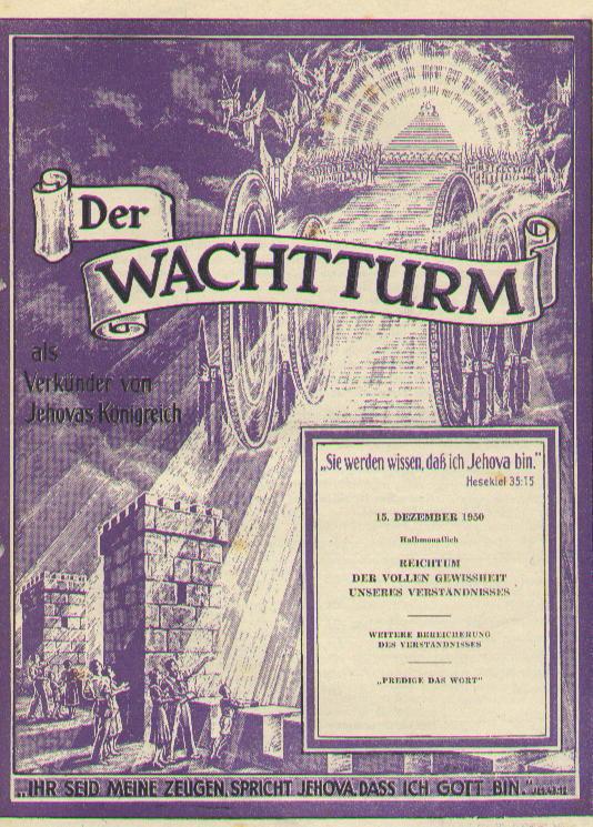 kommentarserie zusammengefasst 1951 zur zeugen jehovas. Black Bedroom Furniture Sets. Home Design Ideas