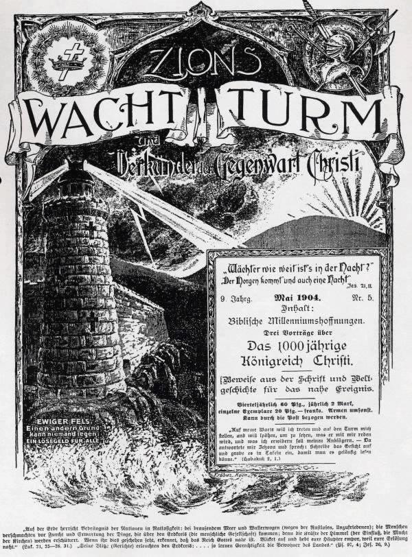 picture: http://www.manfred-gebhard.de/Wachtturm1904MaiTitel.jpg